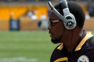 Pittsburgh Steelers Coach Mike Tomlin