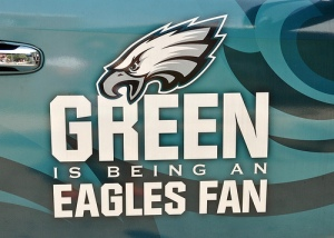 Philadelphia Eagles slogan