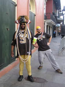 New Orleans Saints fans