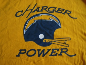 San Diego Charger Power