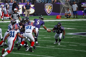 Ravens vs. Bills October 24, 2010