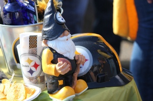Pittsburgh Steelers Gnome